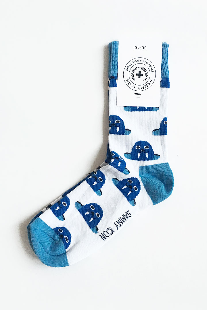 носки Sammy Icon за 450 рублей в интернет магазине Click-Boutique d40f35cf62593