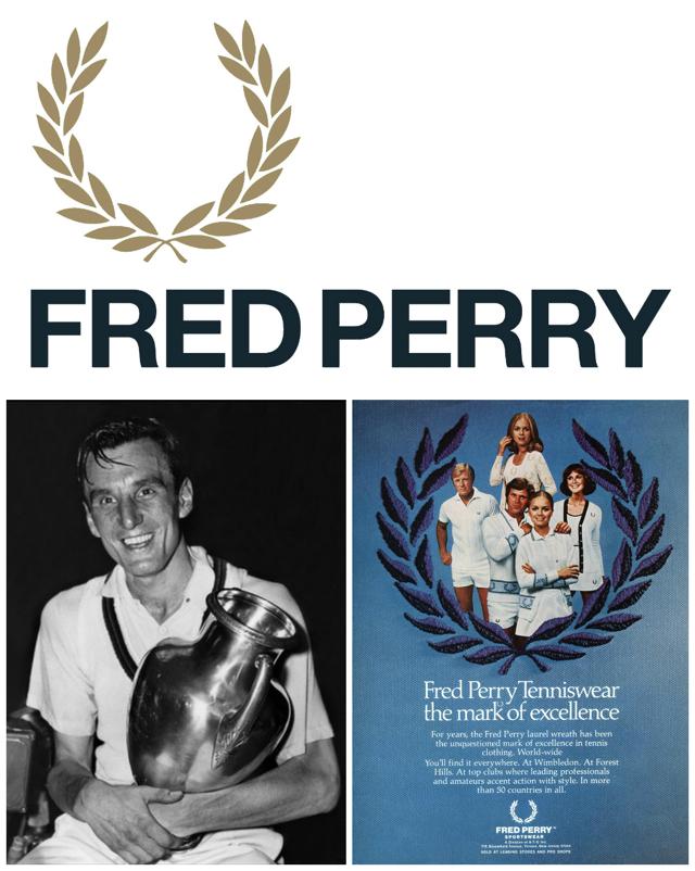 Икона стиля суб культуры Fred Perry