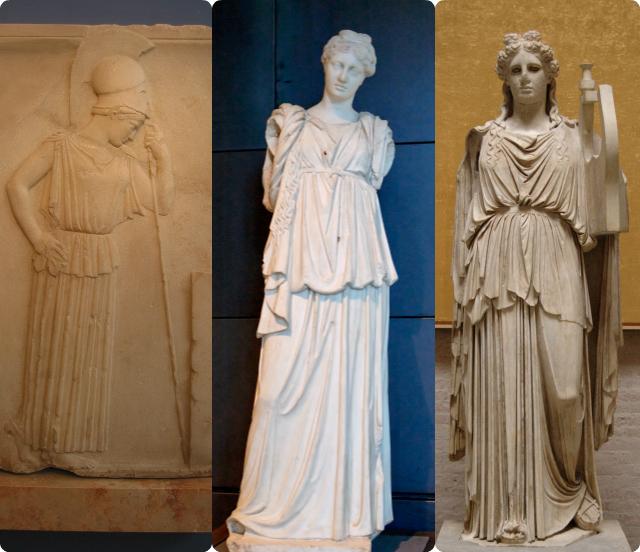 Римская Женская Одежда