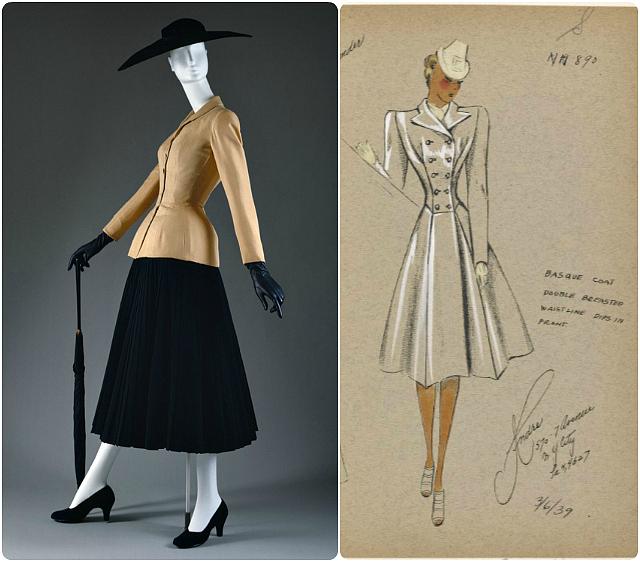Женская Одежда В Стиле Ретро Нью Лук Интернет Магазин